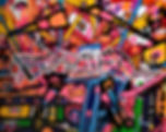lalinea uwe gallaun, acrylic, painting, artist