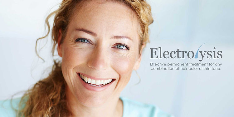 electrolysis hair removal for any hair color or skin tone