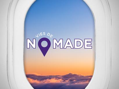 """PODCAST  """"Vies de Nomade"""""""
