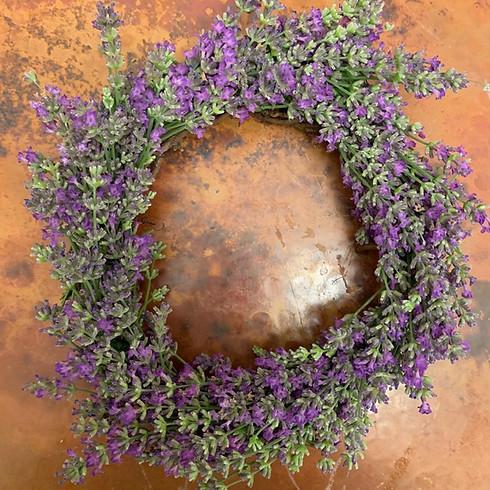 Wreath-Making Workshop Sun, 6/27 @ 12pm