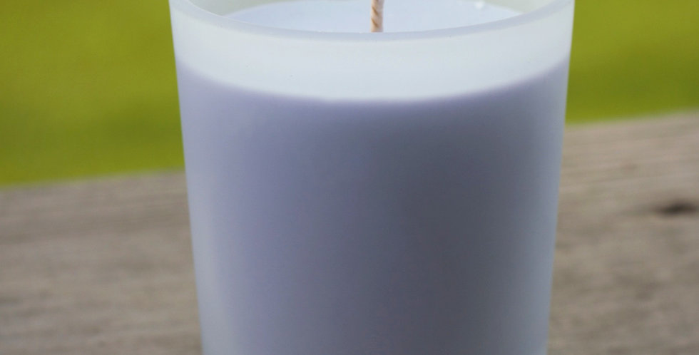 Lavender Candle, 7 oz. glass