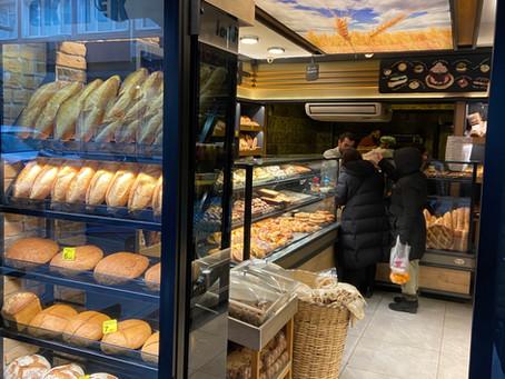 世界一のパン消費量を誇るトルコ、イスタンブールでパン屋めぐり