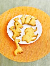 動物バタービスケット Animal butter flavour biscuits