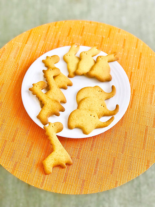【shop collection】動物バタービスケット Animal butter flavour biscuitsSh