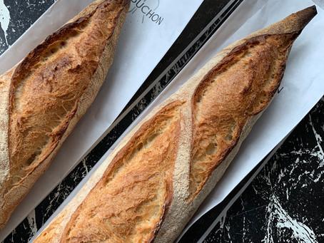 ジョエル・ロブションのカフェ Le Deli Robuchon のパンがすごい