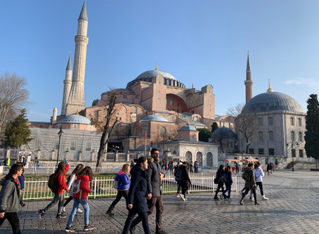 イスタンブールMogMog(もぐもぐ)女子旅、ハマシリピラウを求めて
