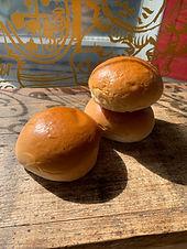 ふわふわ湯種バーガーバンズ(3個入り) XL Yudane burger/sandwich buns