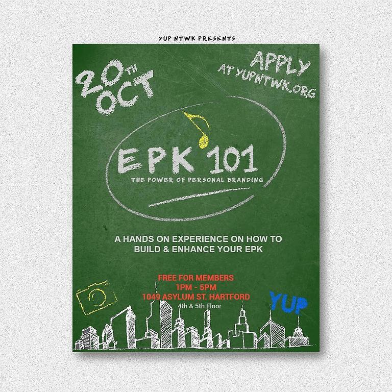 EPK 101 Workshop