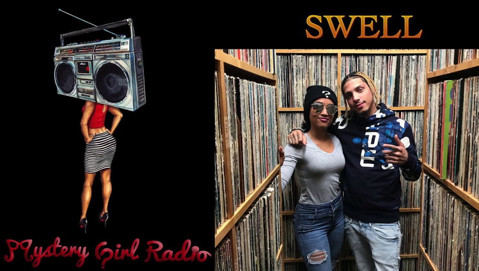 Swell Interviews with Mystery Girl Radio on WPKN Radio