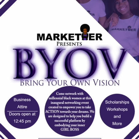MarketHER Presents: Bring Your Own Vision