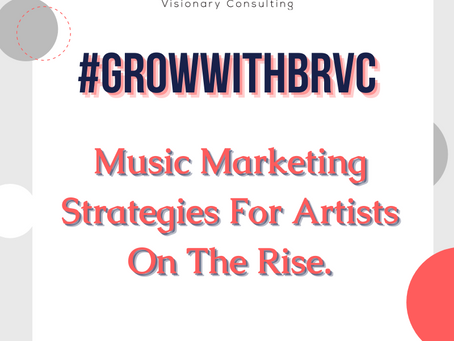Music Marketing Strategies For Artists On The Rise