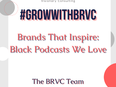 Brands That Inspire: Black Podcasts-Kev On Stage, Dormtainment & More