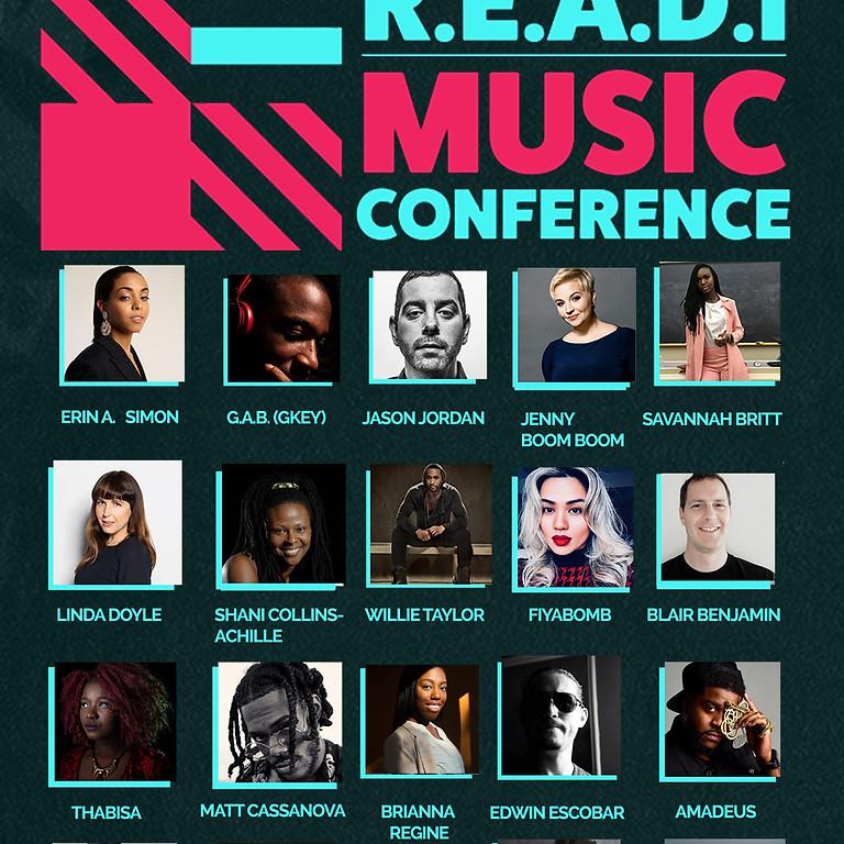R.E.A.D.I Music Conference