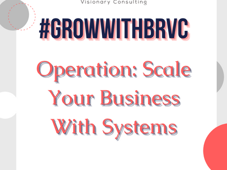 Operations Management is Essential to Brand Growth in 2021!