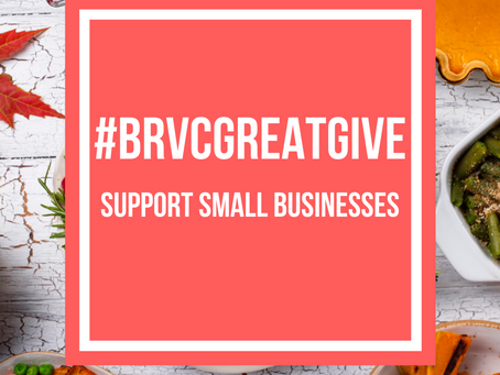 Give Back By Supporting Small Businesses