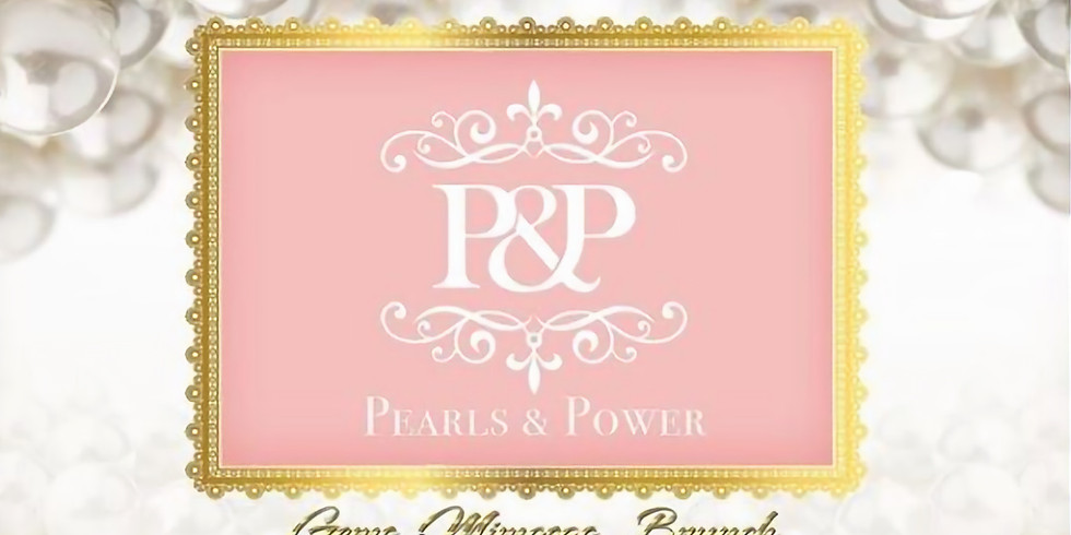 Pearls & Power Brunch
