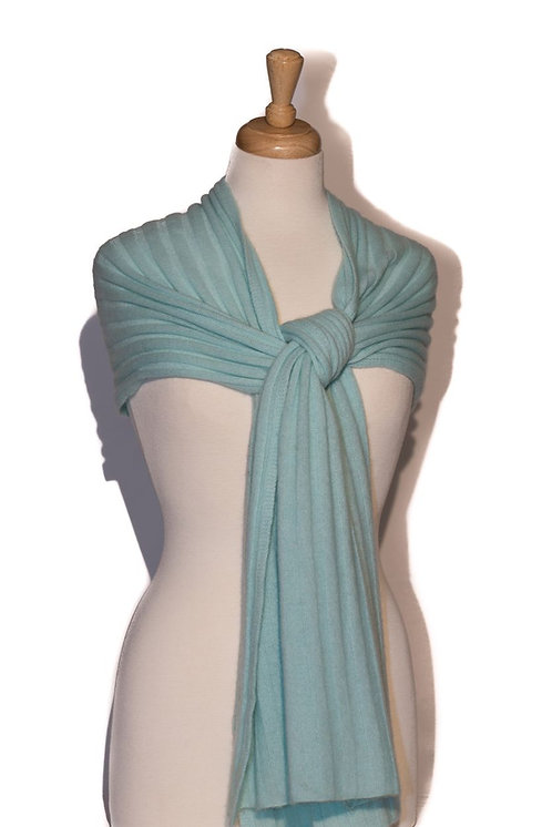 'Maddie/Molly' Scarf - Turquoise