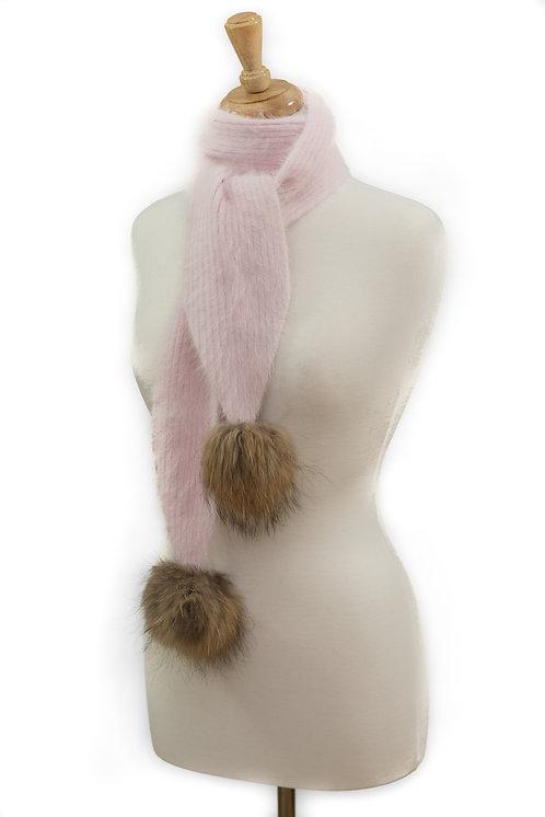 'Tamara' Scarf - Pink