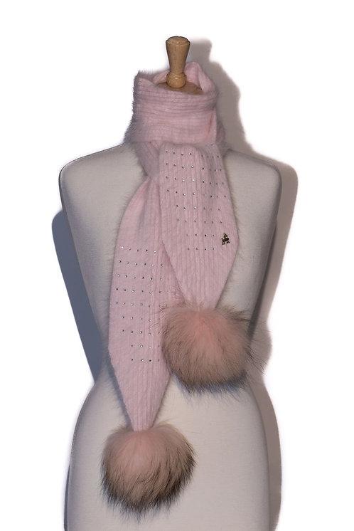 'Jessie' Scarf - Pink