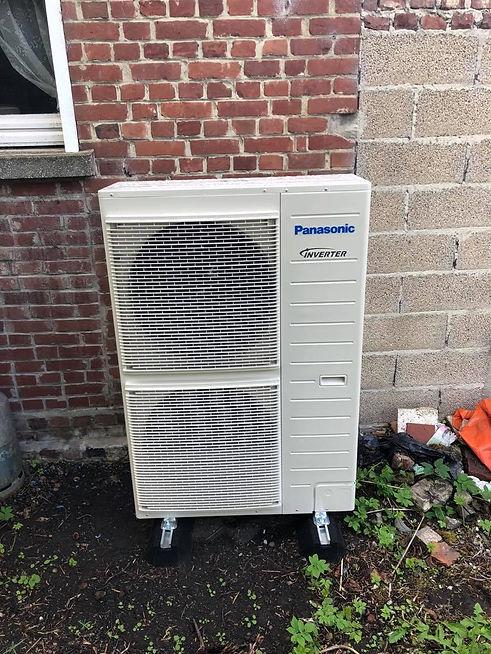 moteur pompe à chaleur
