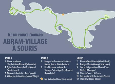PRINCE EDWARD ISLAND ABRAM-VILLAGE TO SOURIS
