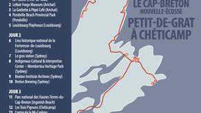 LE CAP-BRETON NOUVELLE-ÉCOSSE PETIT-DE-GRAT À CHÉTICAMP