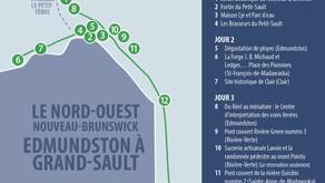 LE NORD-OUEST NOUVEAU-BRUNSWICK EDMUNDSTON À GRAND-SAULT