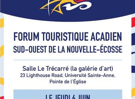 Forum Touristique Acadian
