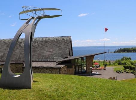 Entre Louisbourg et Chéticamp