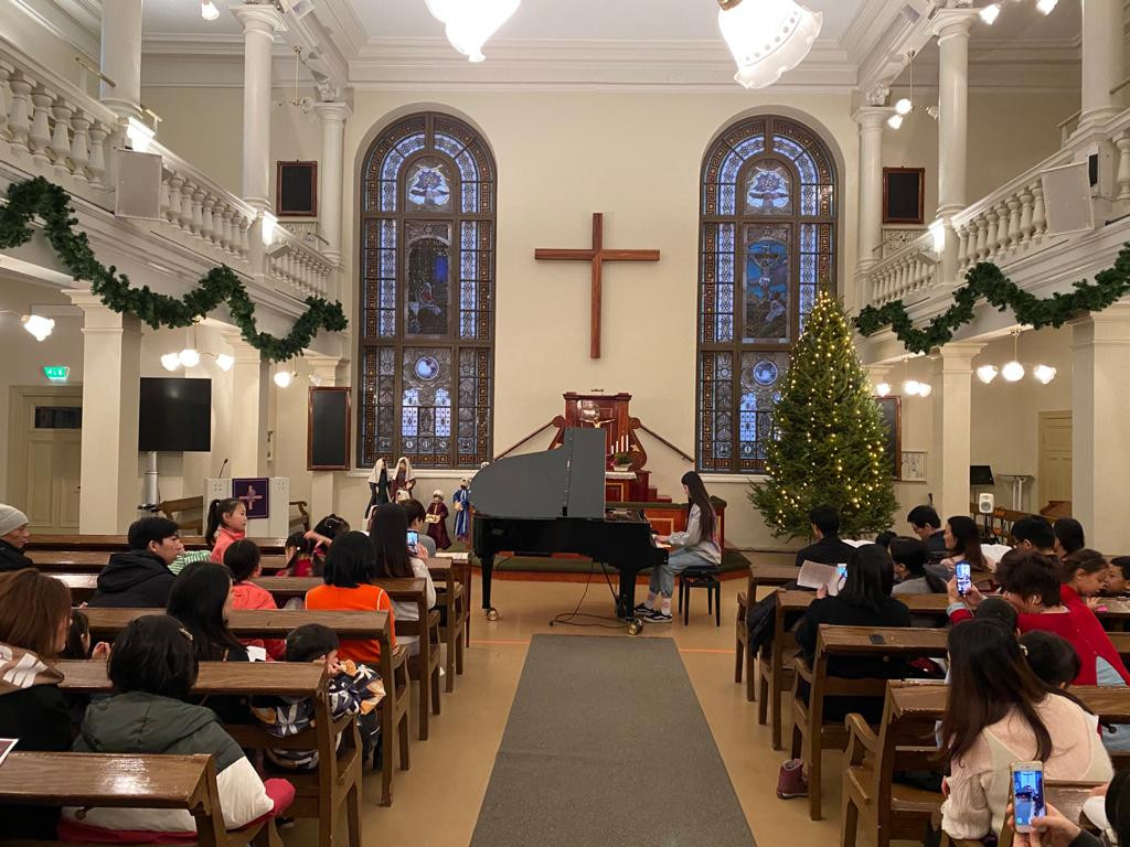 Student Christmas Concert 2019