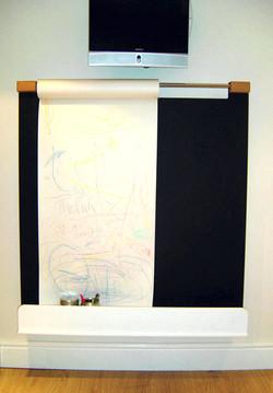 Childs bespoke blackboard