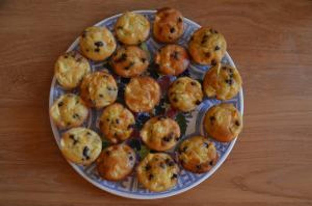 Plateau de muffins