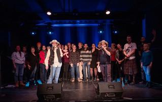 Grand slam de poésie 2019 - BILAN