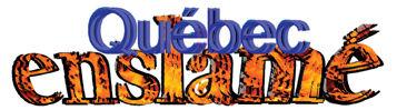 Logo Québec enslamé - TAP