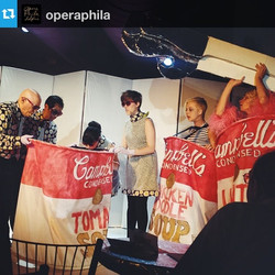 Instagram - #Repost from @operaphila with @repostapp --- We had a blast at last