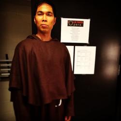 Instagram - Padre Salvi the creepy friar #nolioperadc #nolimetangereopera #opera