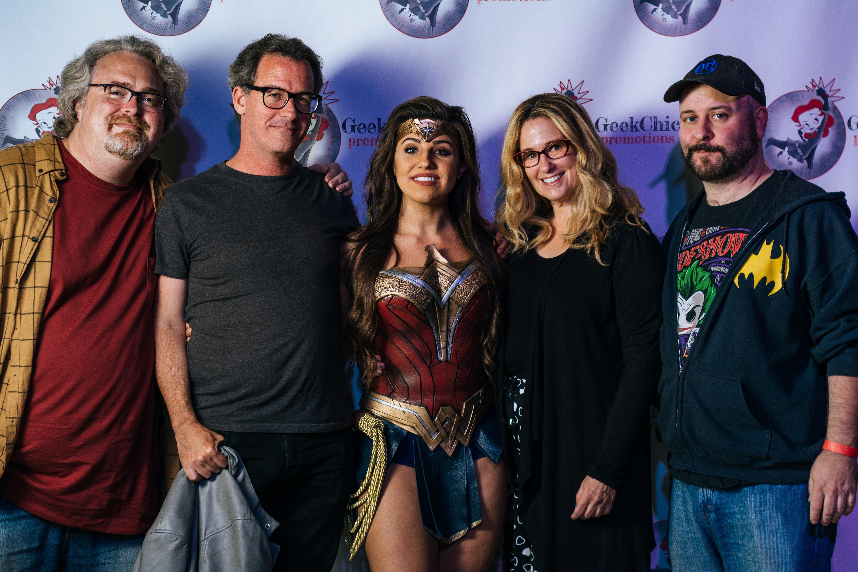 Wonder Woman Pro's