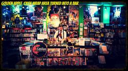 Golden Apple Comics Bar