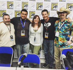 SDCC's Official Editorial Panel