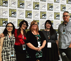 SDCC's Dynamite: Female Perspective