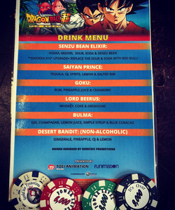 Dragon Ball Super Fan Event