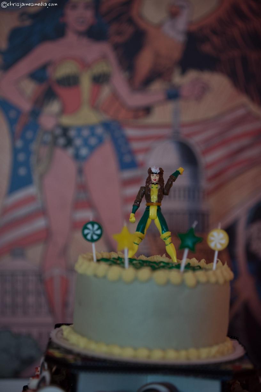 Rogue Birthday Cake