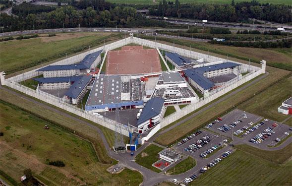 Flash info sequedin tirs sur le parking de la prison - Grille indiciaire surveillant penitentiaire ...