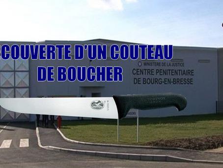 Prison de Bourg-en-Bresse : Mais qu'est-ce qu'on attend ???