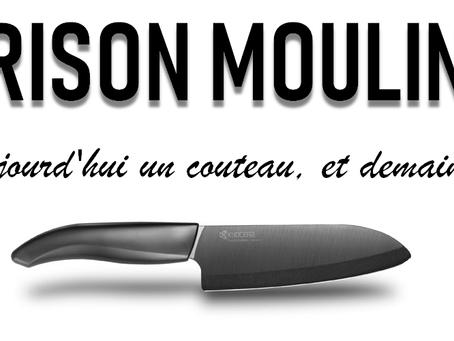 Prison de Moulins : Aujourd'hui un couteau, et demain ?