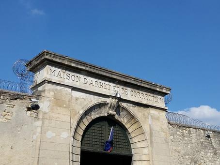 Prison de Reims : Projections en série !