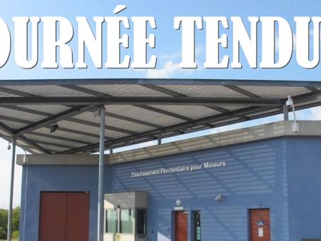 Prison de Porcheville : Journée tendue sur l'EPM