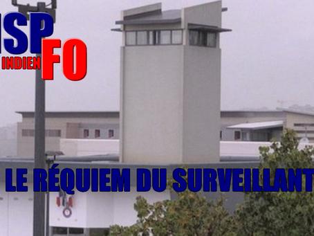 UISP-FO Océan indien : Le requiem du surveillant