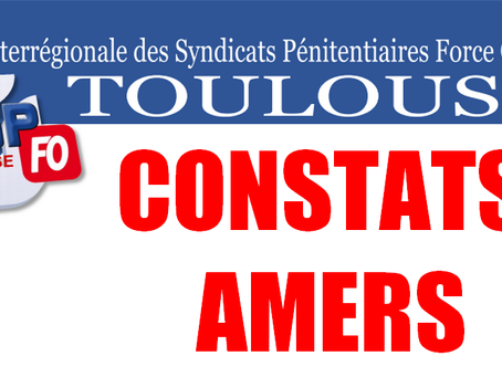 UISP-FO Toulouse : Constats Amers