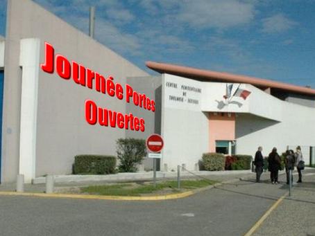 Prison de Toulouse-Seysses : Journée ... portes ouvertes au QCP !